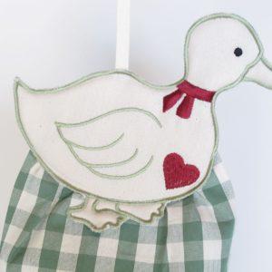 Porta sacchetti Duck cucina