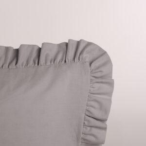 Federa cuscino letto con galetta