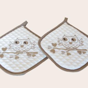 Presine quadrate Owl nidone d'ape