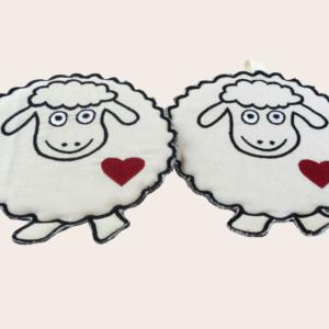 Presine sagomate pecorella